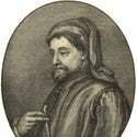 Geoffrey Chaucer is listed (or ranked) 12 on the list List of Famous Astrologers