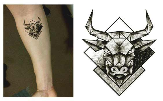 Best Taurus Tattoos images for lady