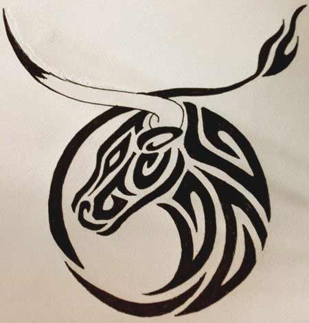 Best Taurus Tattoos for boys and girls