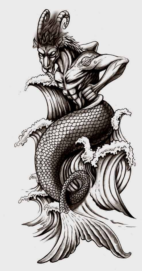 Best capricorn tattoos