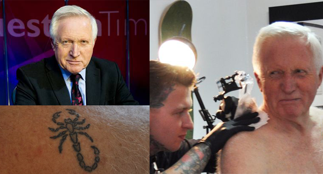 david-dimbleby-scorpio-tattoo